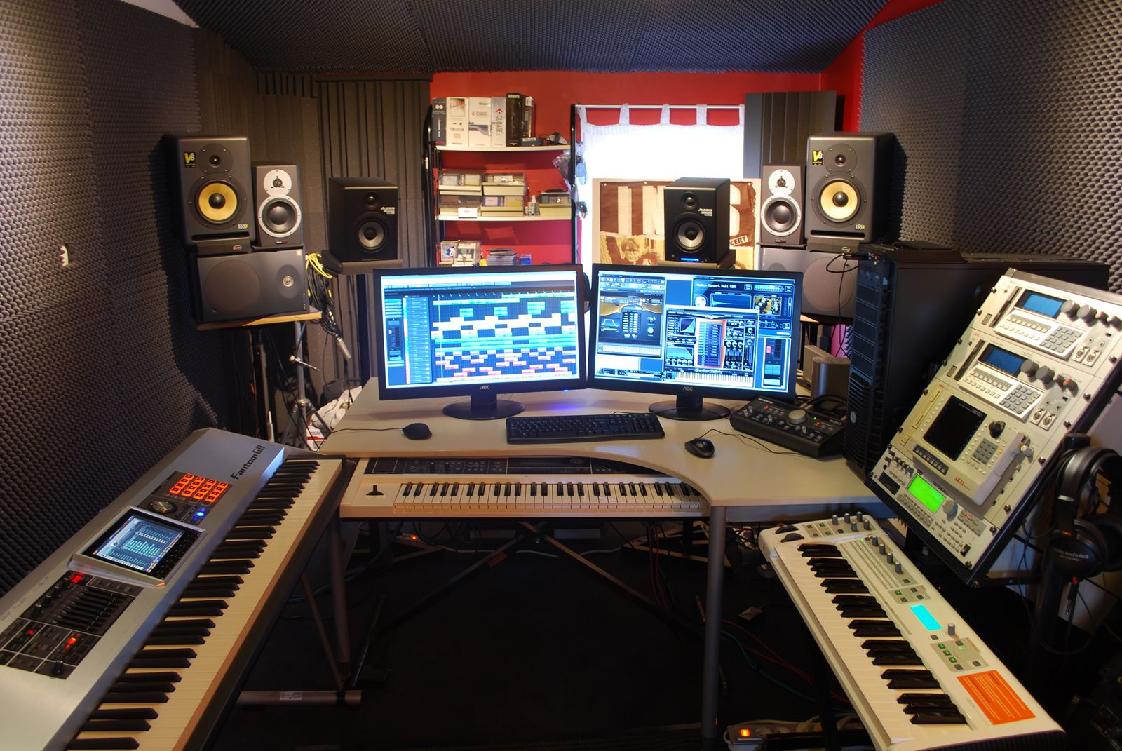 image result for composer home studio [ 1600 x 1071 Pixel ]