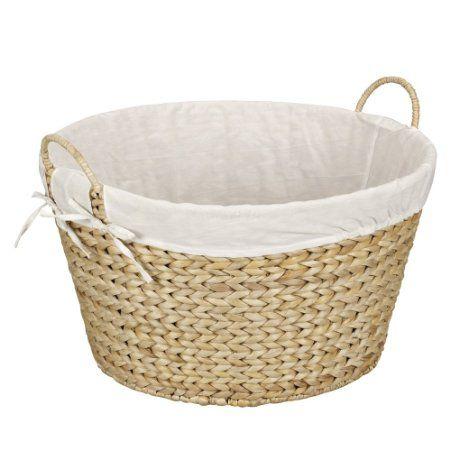 Plastic Washing Basket Asda