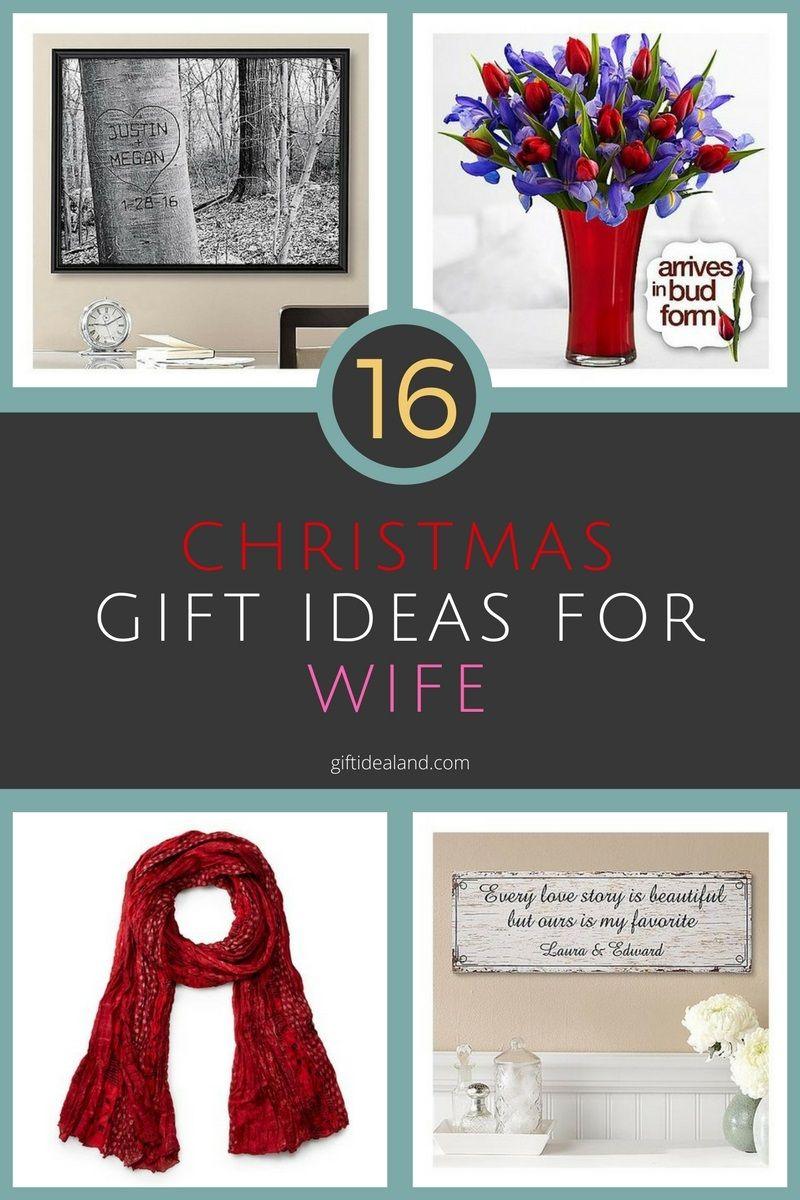 16 Great Christmas Gift Ideas For The Wife | Christmas ...