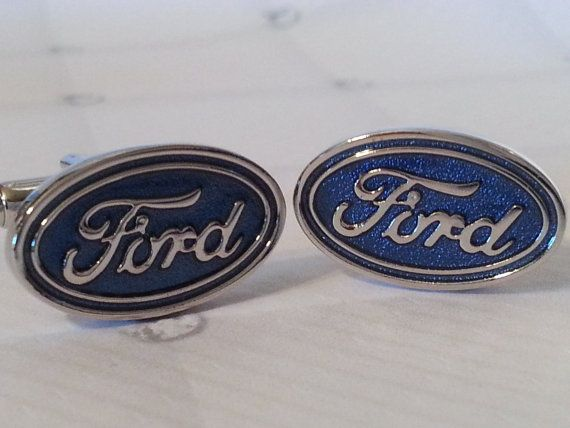 Ford Cuff Links Ford Auto Cufflinks NEW