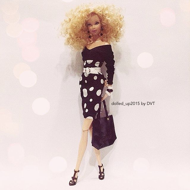Workaholic Diva |  Styling by DVT  #ootd #barbie #barbiestyle #barbiebasics #barbiefashion #barbiestyling #barbiecollector #barbiecollectors #barbiedreamhouse #barbielifeinadreamhouse #styling #stylist #fashion #dolls #dollhouse #dollcollecting #dollcollectors #dollphotography #pose #MODEL #topmodel #supermodel #runway #fierce #fashionmodel #style #barbiedoll #fashioneditorial #ootd
