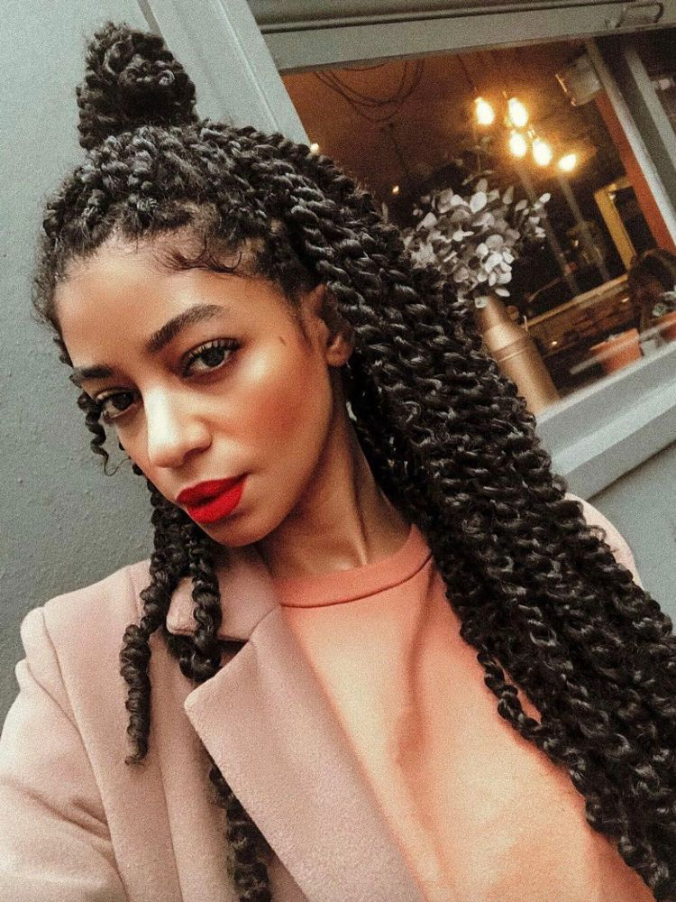 Everything You Need to Know About Passion Twists, the Style Your Natural Hair Will Love