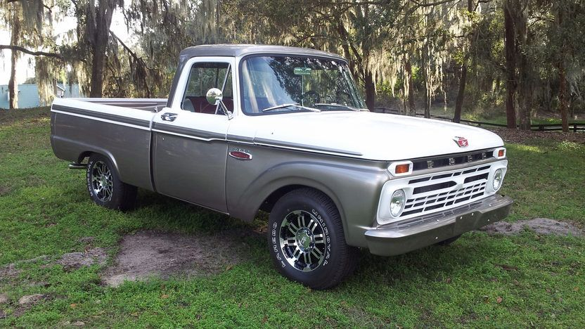 1965 Ford F100 Pickup J100 Kissimmee 2013 1965 ford