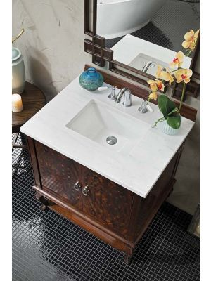 Antique Bathroom Vanities For Elegant
