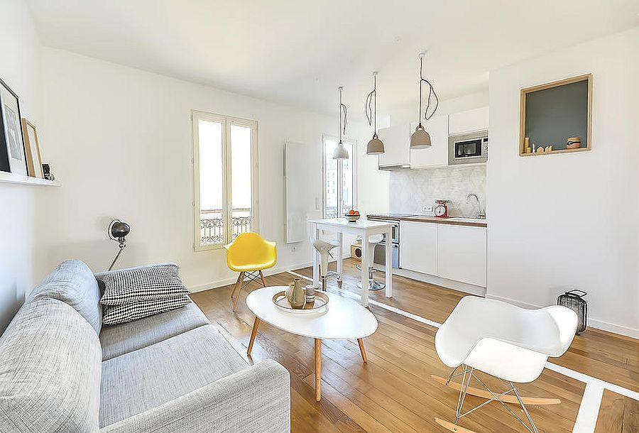 It has been a week where small apartments have stolen the show here on decoist