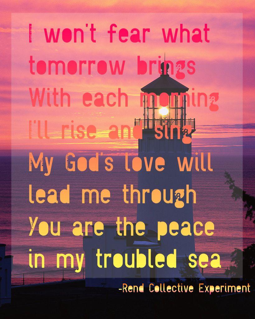 The Lighthouse & Other Gospel Hits Song Lyrics