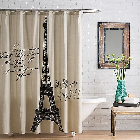 Bring A Touch Of Beautiful Parisian Style To Your Bathroom