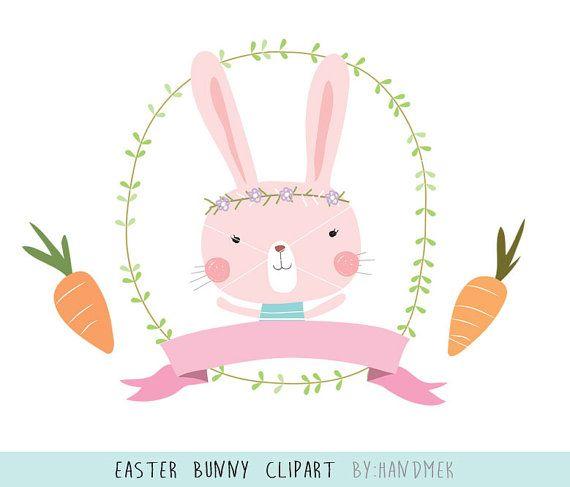 Printable Happy Easter Clip Art