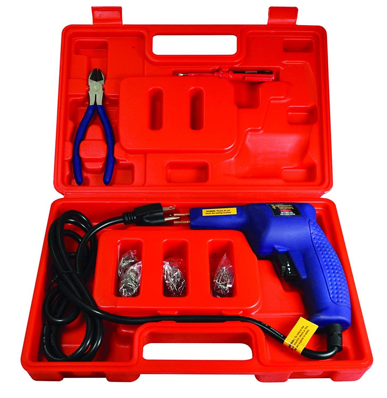 Astro 7600 Hot Staple Gun Kit for Plastic Repair >>> Click