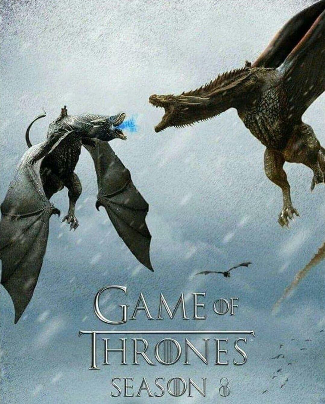 Spoilers Season 8 Poster Game Of Thrones Poster Game Of