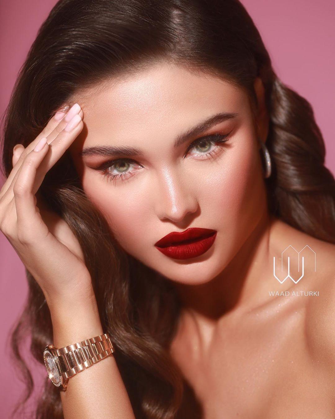 Waad Altarki وعد التركي On Instagram تتوريال جديد جاهزين و جاهزين للقصه القصيره لهذا اللوك لفو يمين و Classic Makeup Wedding Day Makeup Lip Color Makeup