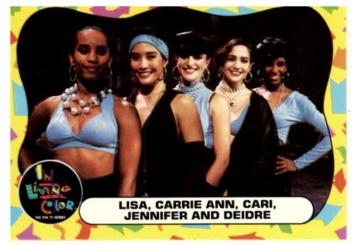 When J Lo Was A Fly Girl Video Fly Girl Girl Dancers Color Fly