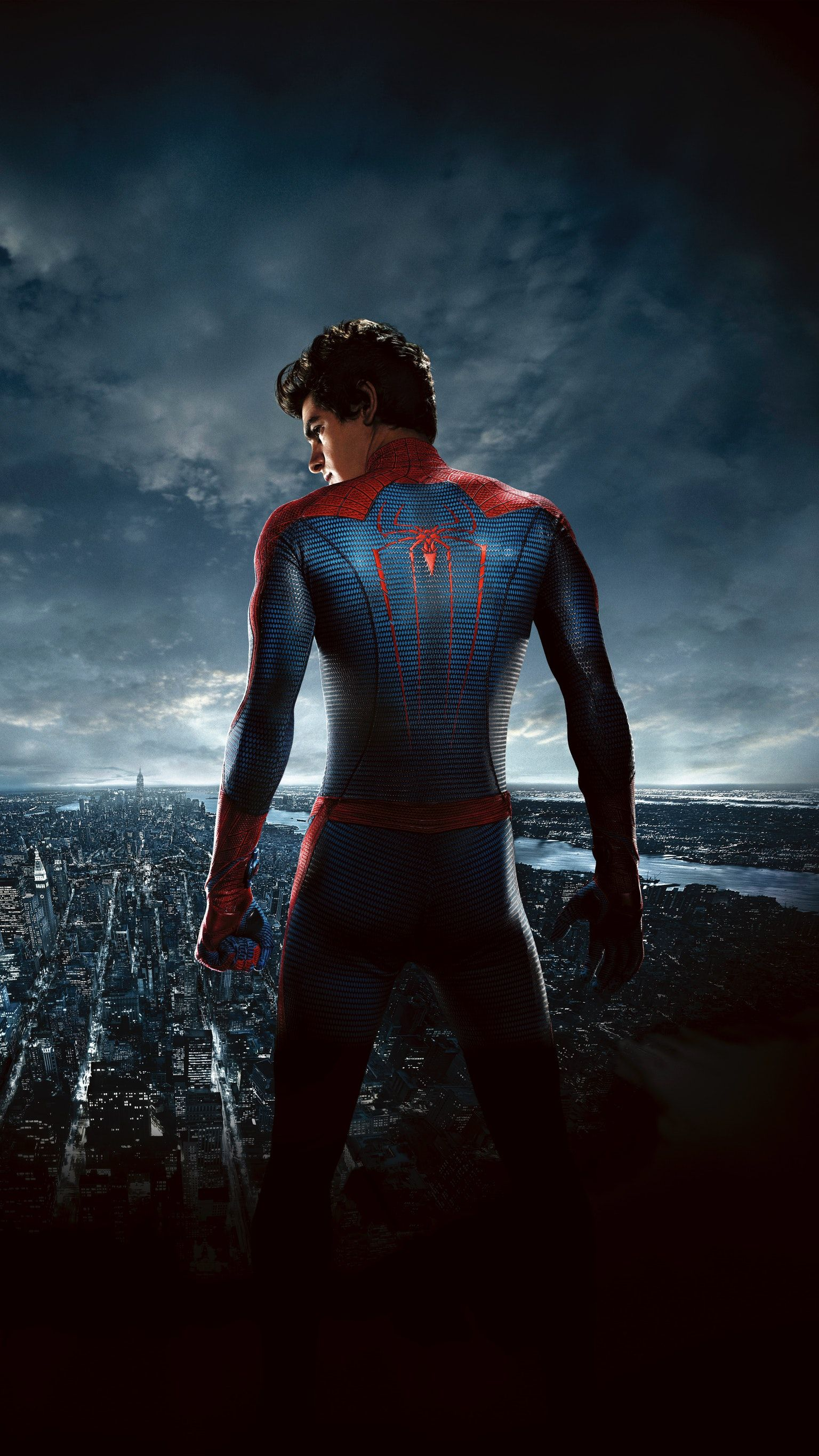 The Amazing Spider Man 2012 Phone Wallpaper Lunivers Du Cinéma