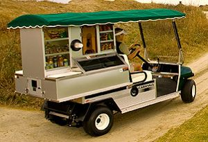 And I M Off Into My Own Business Beverage Golf Cart Cars