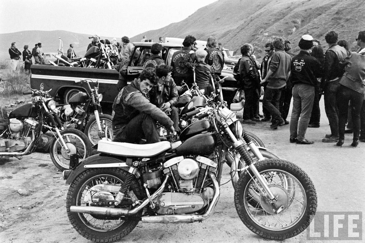 porelpiano: BILLY RAY + Hells Angels Of San Berdoo 1965