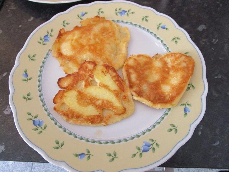 apfel pfannkuchen rezept apfelpfannkuchen pfannkuchen