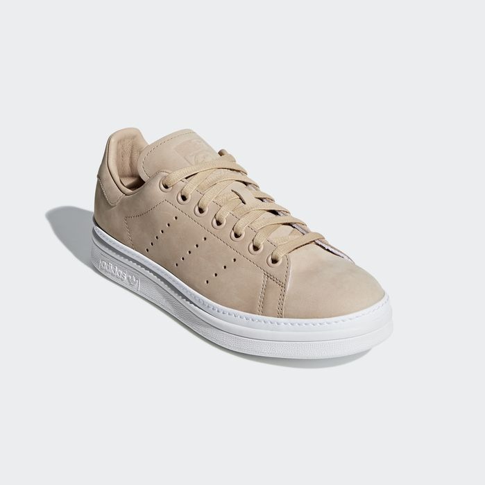 37f6709da8 Stan Smith New Bold Shoes Beige 5 Womens in 2019