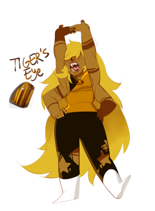 Deerstroyer Tigers Eye Jasperamethyst Fusion Gems And Ideas