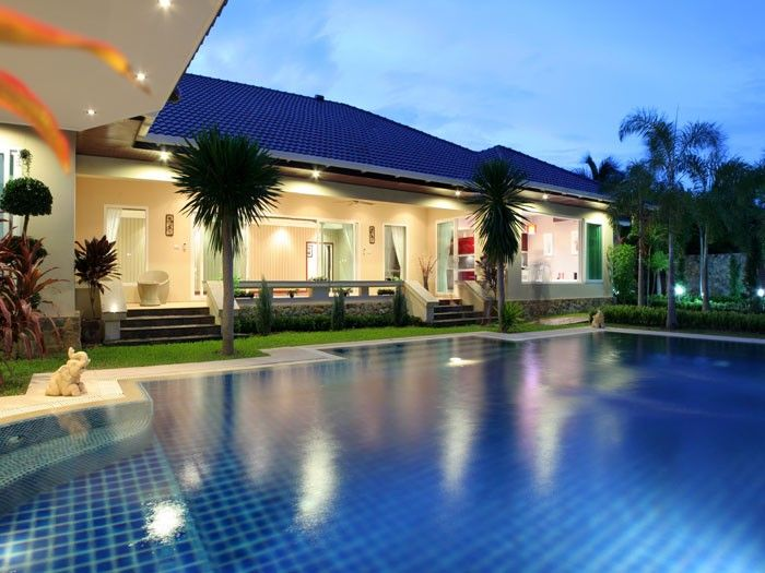 Pattaya, Chonburi, Thailand Chateau For Sale - Villa With Private Pool for Sale  - IREL is the World Wide Leader in Thailand Real Estate