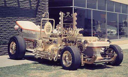 Bathtub Buggy Custom Cars Cool Cars Weird Cars