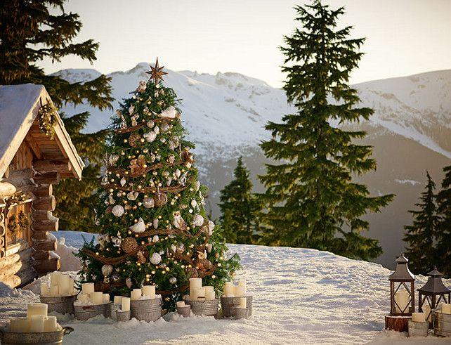 christmas interior design pictures