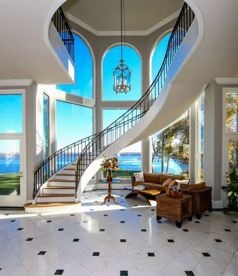 Avoid curved staircases because they interfere with the helical travel of positive energy traditionally called  mandalakaram also vastu for staircase in clems home house design rh pinterest