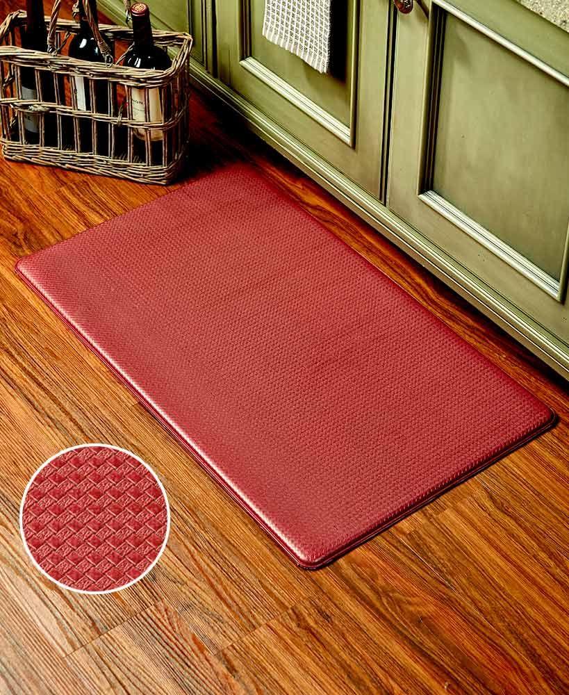 Chefs comfort antifatigue kitchen mats anti fatigue