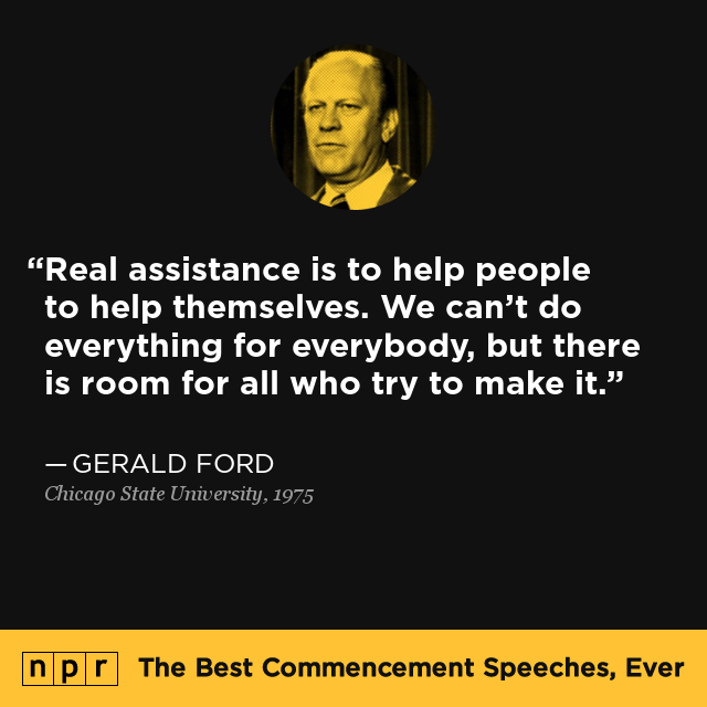 Gerald Ford 1975 Ford Quotes President Quotes History Quotes