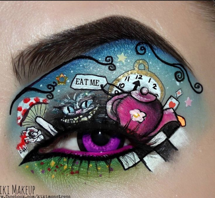 Love the movie Alice and Wonderland. So if I love it so much why not try this