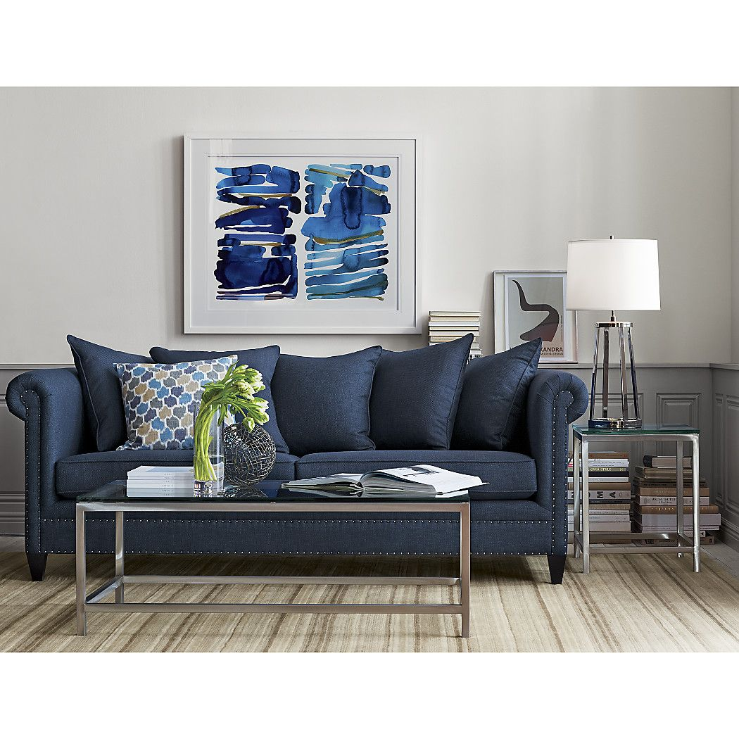 Durham Greens Apartments: Navy Blue Couches, Furniture, New Furniture