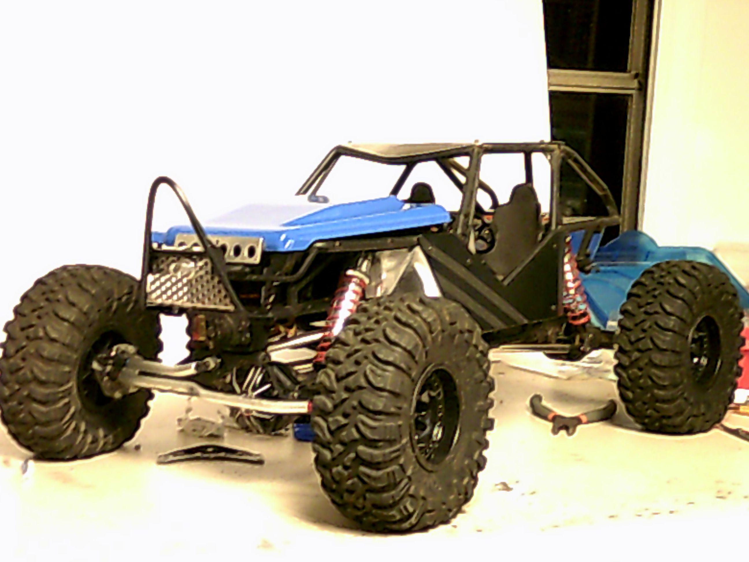 axial wraith custom Monster trucks, Axial, Custom