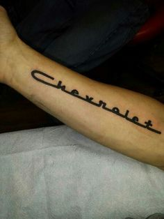 Chevy Tattoos For Guys : chevy, tattoos, Klich, Tattoos,, Tattoos, Guys,