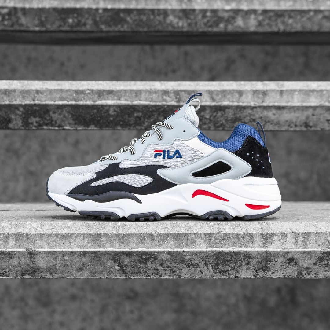 FILA Ray Tracer | Fila in 2019 | Tracer shoes, Sneakers ...
