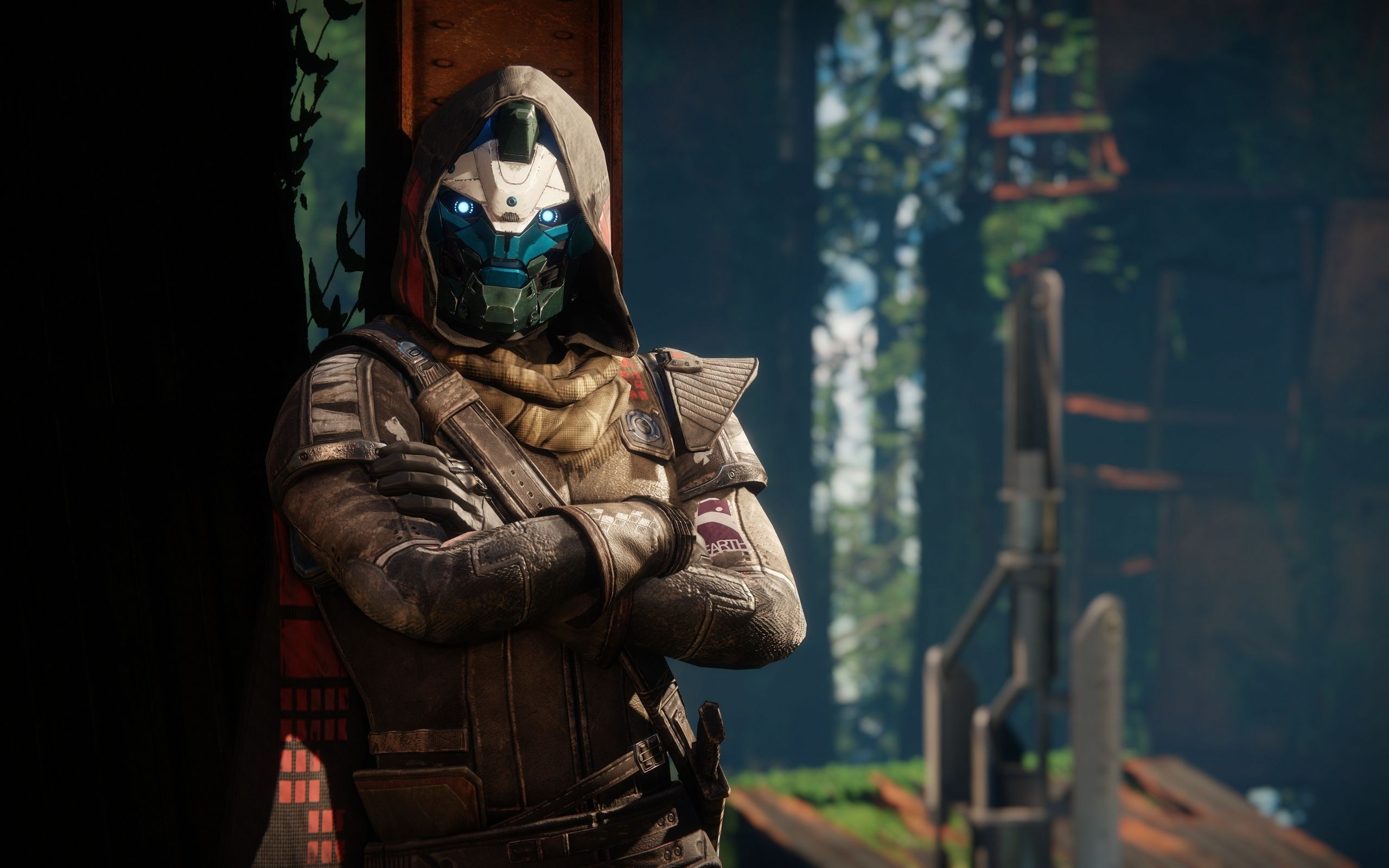 Cayde 6 Wallpapers Free Destiny Game Bungie Games Gaming Wallpapers