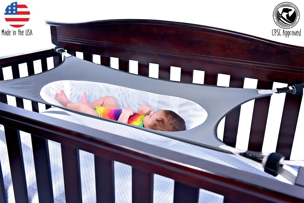 Cresent Womb No More Benting Baby Safety Safety Bed Crescent Womb
