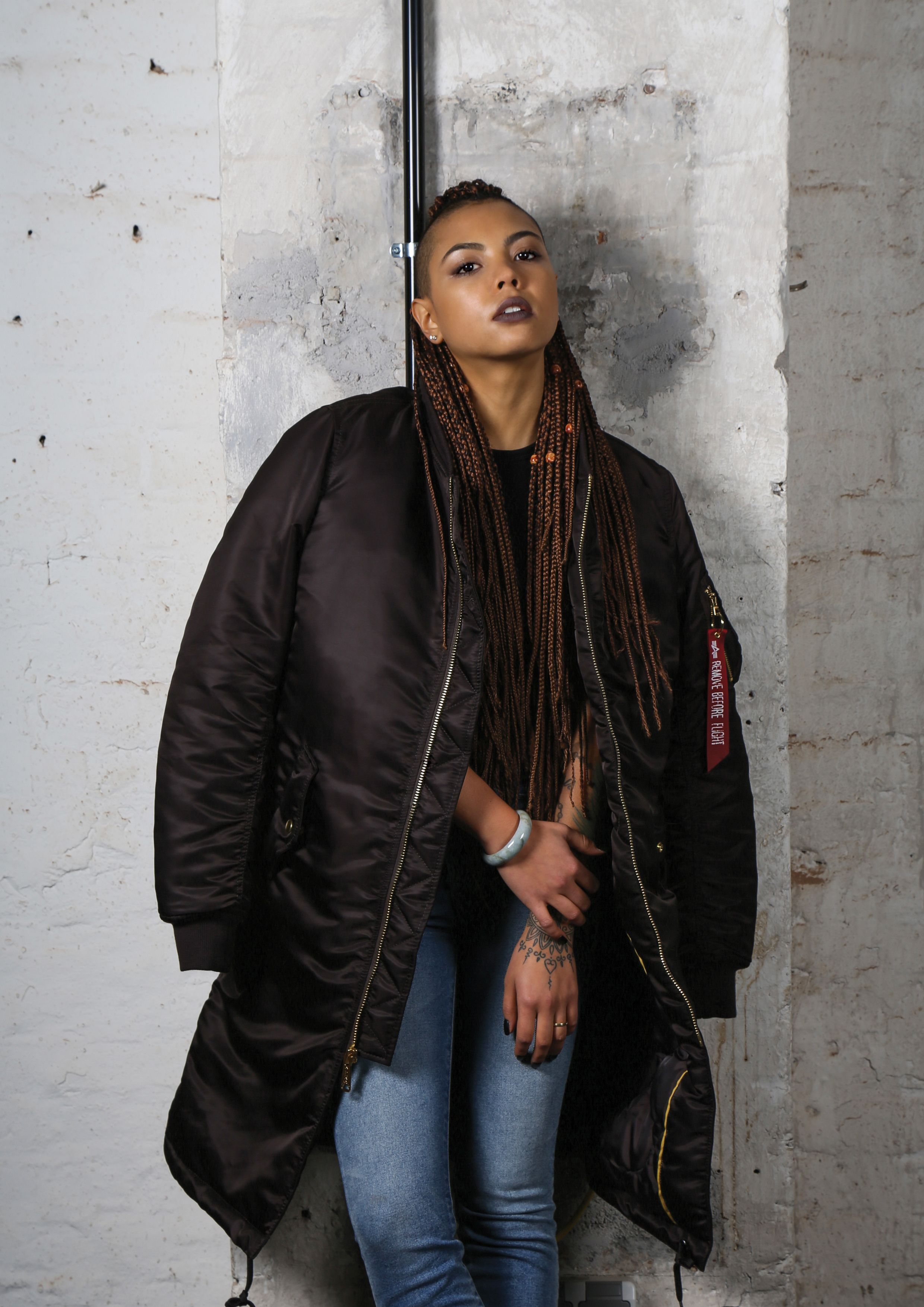 The Fall Jacket Line Industry Girls Love
