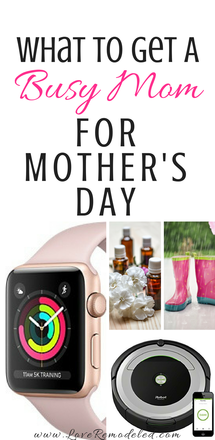 The Best Gifts For A Busy Mom These Will Make Her Life Easier