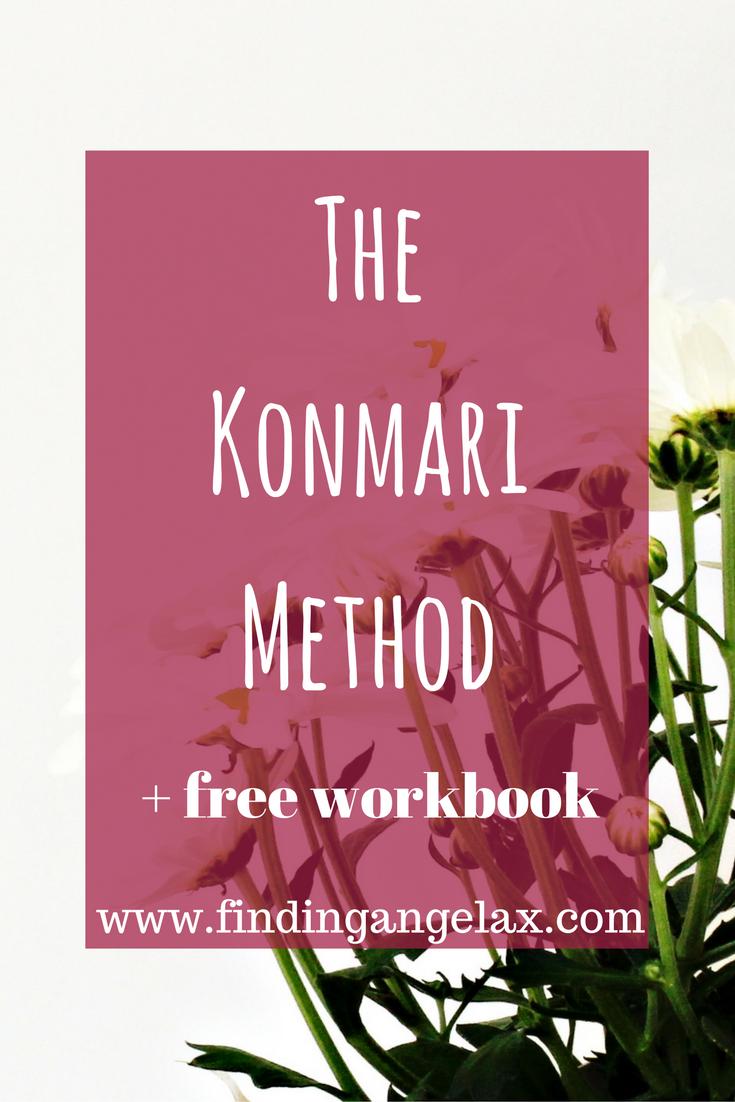 Workbooks workbook methods : How to use the Konmari Method + get a free workbook.   Konmari ...