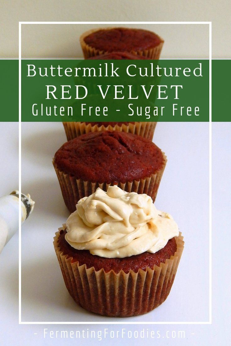 Red velvet cupcakes Recipe (With images) Gluten free