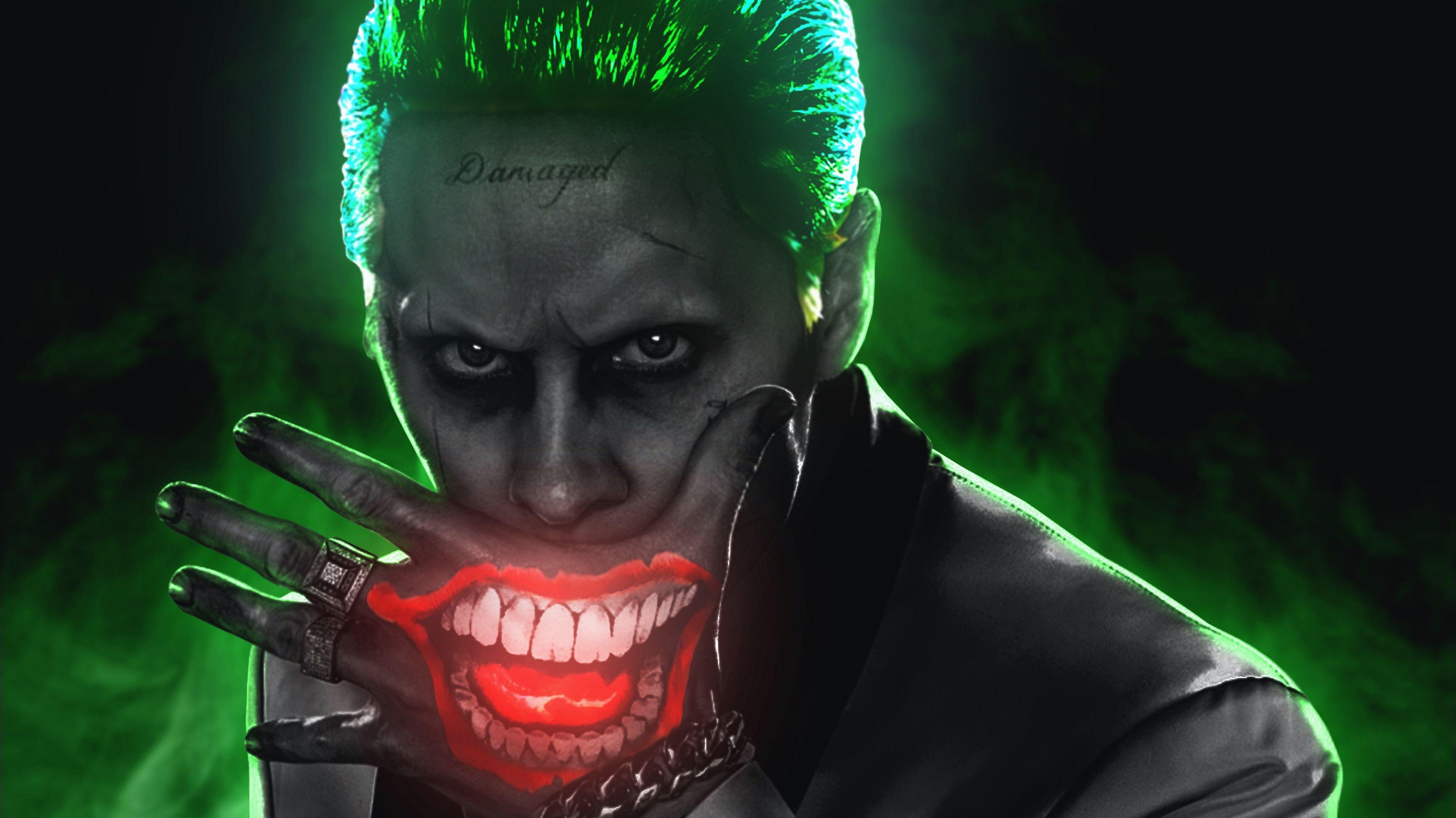 Elegant 4k Joker Wallpaper