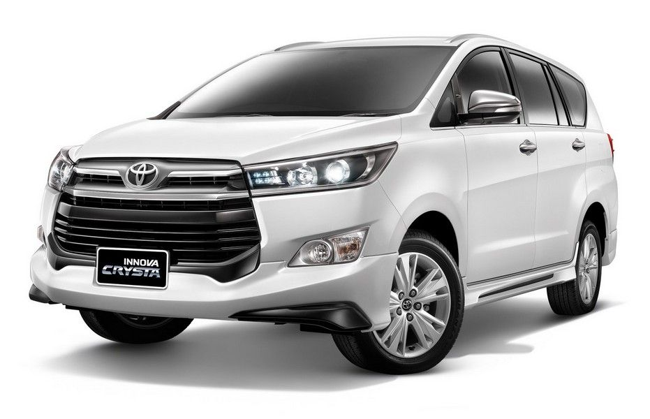 Innova Crysta Luxury Rental Cars Dial Now At 91 9902111122