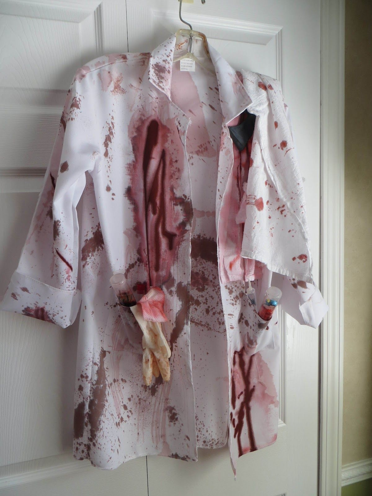 It's that time of year for scare and fright. My 9-year old grandson is all about gore this year. It was decided (with parental guidance...