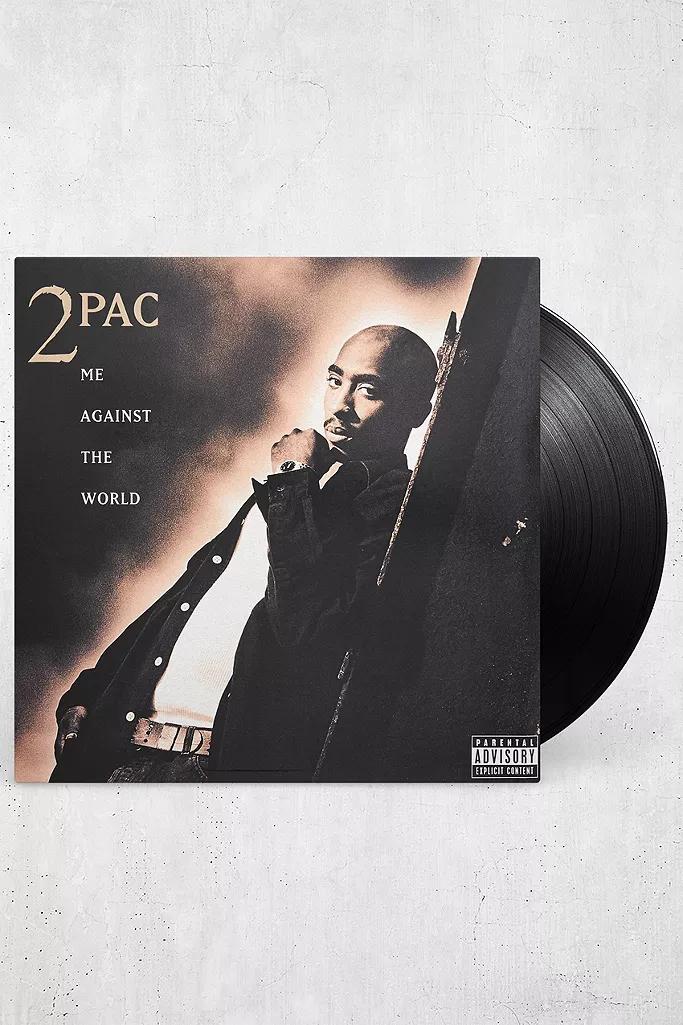 Tupac Shakur Me Against The World : tupac, shakur, against, world, Against, World, World,
