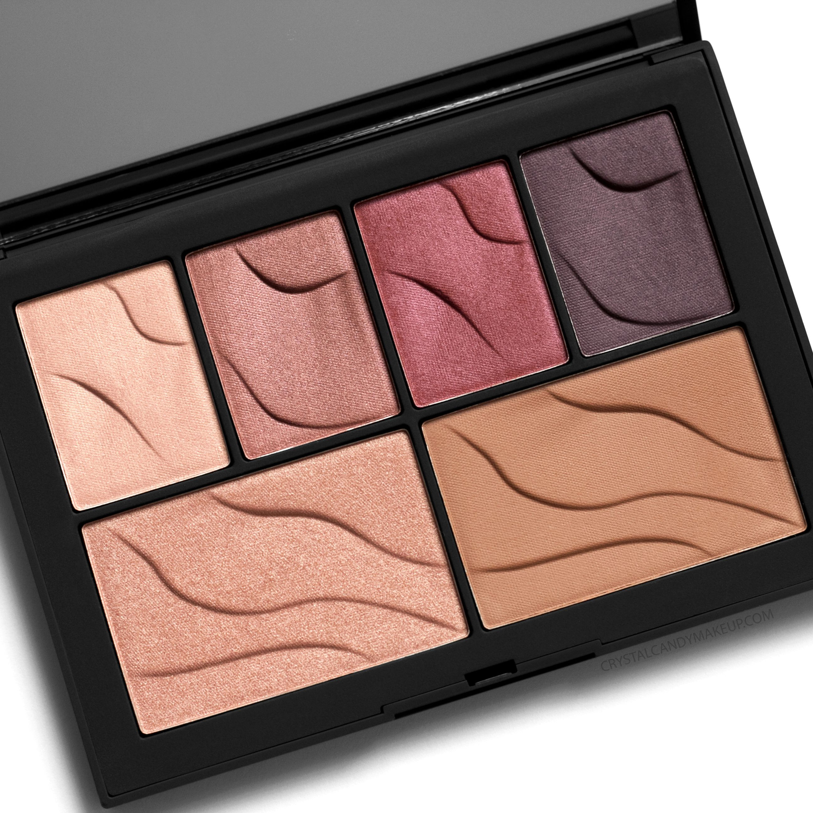 NARS Hot Nights Face Palette Review and Swatches