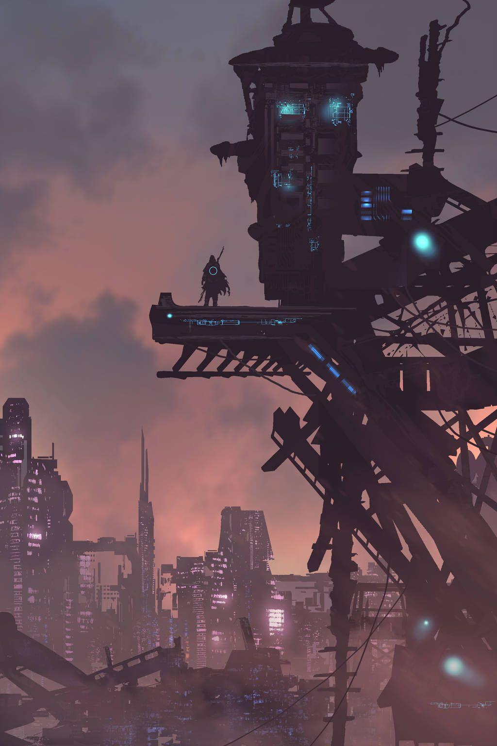 Pin by Delirium Thrash on Cyberpunk | Cyberpunk art ...