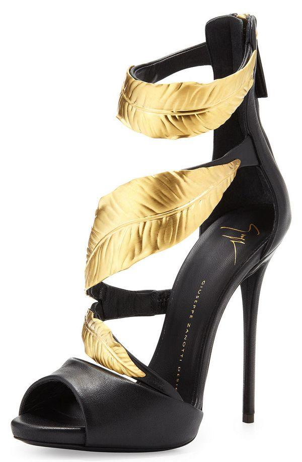 Giuseppe Zanotti...although I could never actually wear this shoe...