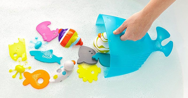 Have a whale of a time in the tub with Boon Whale Bath Pod | Boon ...