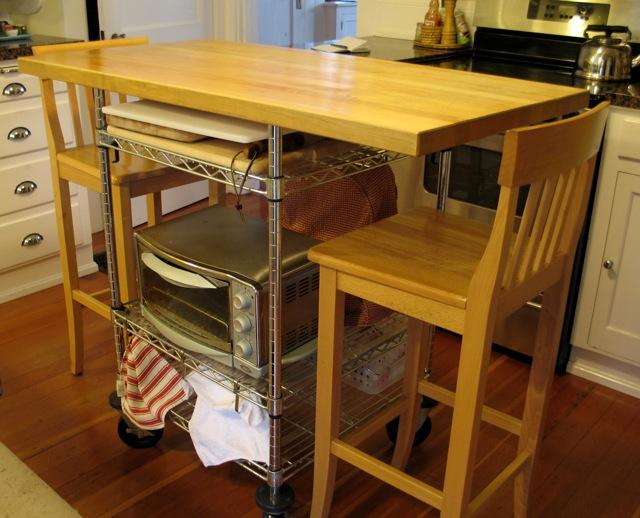 Kitchen Island Butcher Block Table Tops Butcher Block Tables Dinette Tables