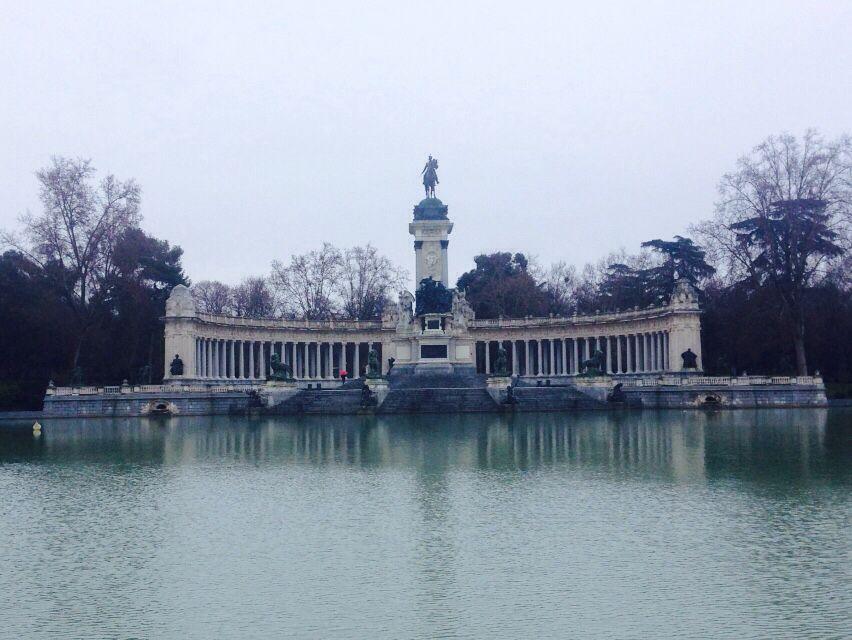 Parco Del Retiro House Styles Mansions Madrid