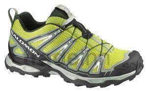 Salomon X Ultra Green Man 98 58 Trekking Shoes Hiking Boots Boots